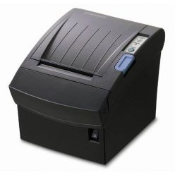 BIXOLON SRP-350III USB + sériová RS-232, řezačka, zdroj, černá