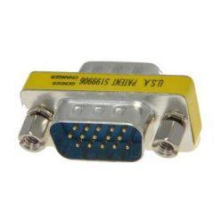 PremiumCord VGA spojka 15M-15M  krátká