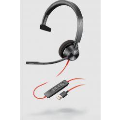 Plantronics Blackwire 3310, USB-A, Mono