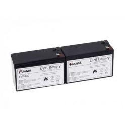akumulátor FUKAWA FWU33 výmenná sada za RBC33