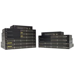 Cisco SF350-24 24-port 10/100 Managed Switch