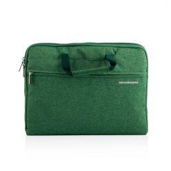 """Modecom taška HIGHFILL na notebooky do velikosti 13,3"""", 2 kapsy, zelená"""