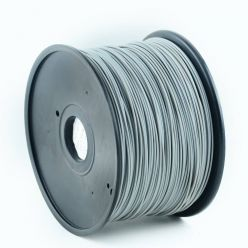 GEMBIRD 3D ABS plastové vlákno pro tiskárny, průměr 1,75 mm, šedé