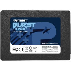 "Patirot Burst Elite 240GB, 2.5"" SSD, SATA III, 450R/320W"