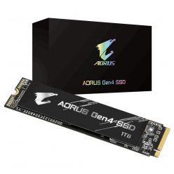 Gigabyte AORUS Gen4 SSD 1TB, M.2 2280 (PCIe 4.0), 5000R/4400W