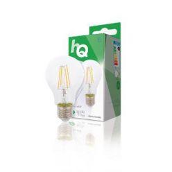 LED žárovka retro (svláknem), E27, 6W, 800lm, 2700K
