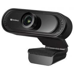 Sandberg Saver webkamera, USB, 480p, černá
