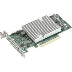 "Supermicro AOC-S3816L-L16IT SAS3HBA 2×8654-8i, PCI-E8 g4, LP (2,7"")"