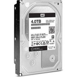 """WD Black 4TB, 3.5"""" HDD, 7200rpm, 256MB, SATA III"""