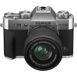 Fujifilm X-T30 II + XC15-45 - Silver