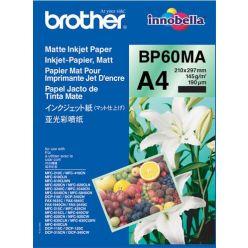 Brother BP60MA, matný fotopapír A4, 145g, 25 listů