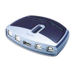 Aten US-421A, USB 2.0 elektronický přepínač 4:1