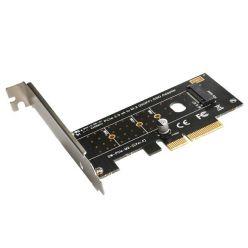 EVOLVEO NVME SSD PCIe, rozšiřující karta