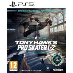 PS5 hra Tony Hawk's Pro Skater 1+2
