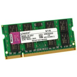 Kingston 2GB DDR3L 1333MHz, CL9, SO-DIMM, 1.35V