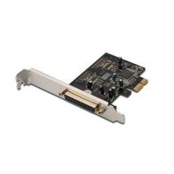 Digitus DS-30020-1, LPT řadič do PCI Express x1 slotu, low profile