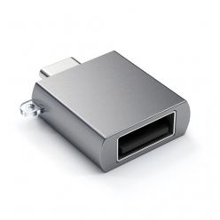 Satechi Type-c to USB-a 3.0 Adapter - Space Grey