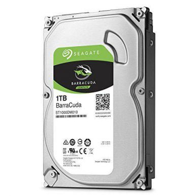 "Seagate Barracuda 1TB, 3.5"" HDD, 7200rpm, 64MB, SATA III"