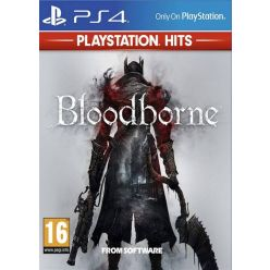 PS4 hra Bloodborne HITS