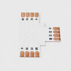 Spojka TLE PCB pro RGB pásek T - 10mm