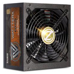 Zalman ZM1000-EBTII Watttera, 1000W ATX zdroj, 80+ Gold