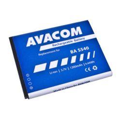 Náhradní baterie AVACOM do mobilu HTC Wildfire S Li-Ion 3,7V 1200mAh (náhrada BD29100)