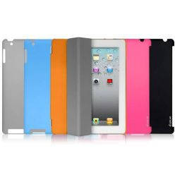 LUXA2 - Handy Accessories Tough+ Case for iPad2 (BLUE)