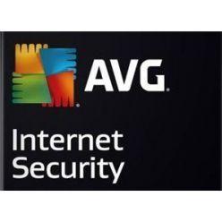 AVG Internet Security pro Windows OEM, 1 lic. (1 rok)