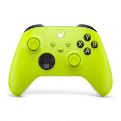Microsoft bezdrátový ovladač pro Xbox Series X, Electric Volt