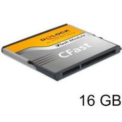 Delock 16GB CFast karta, SATA III