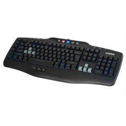 Crono CK3000, herní podsvícená klávesnice, USB, CZ, černá