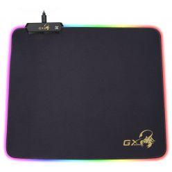 Genius GX-Pad 300S RGB, podložka pod myš, 320x270x3mm, RGB podsvícení