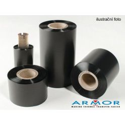 Armor TTR páska 55mm x 74m, termotransferová páska, AXR7+ Eltron II