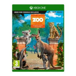 XONE hra Zoo Tycoon Ultimate Animal Collection