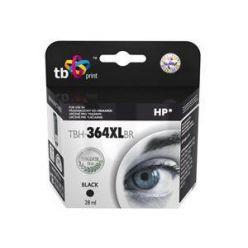 TB náhrada za HP 364 XL, černá, 17.5ml, CB321EE