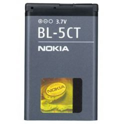Nokia baterie BL-5CT Li-Ion 1050 mAh, bulk