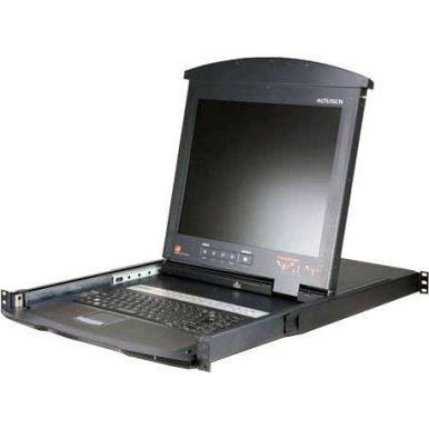 """ATEN KVM console KL-9116MA 16 PC KVM 17""""LCD + KVM over IP"""