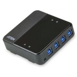 ATEN US434, USB 3.0 Přepínač periferií 4:4
