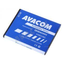 Náhradní baterie AVACOM Baterie do mobilu Samsung Li-Ion 3,7V 1500mAh pro S5820 (náhrada EB484659VU)