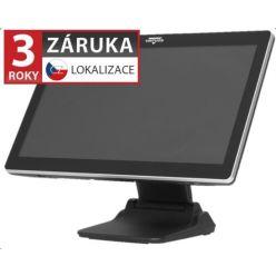"""Virtuos AerPOS PP-8632CV, 22"""" LCD LED 300, 4GB RAM, kapacitní, bezrámečkový - bez HDD"""