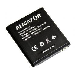 Aligator baterie S4040 DUO, Li-Ion 1300 mAh, originální