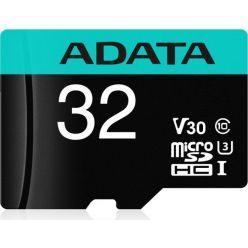 ADATA 32GB microSDHC karta, UHS-1 U3, 95R/90W + adaptér