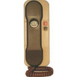 Domácí telefon Tesla DT 85 4+n, béžovo-hnědý