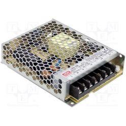 MEANWELL • LRS-100-24 • Průmyslový napájecí zdroj 24V 100W