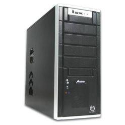 Thermaltake Matrix VX, mid tower ATX skříň, černá