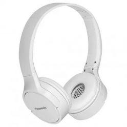 Panasonic RB-HF420BE-W, bluetooth sluchátka, mikrofon, bílá