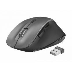 Trust Ravan, bezdrátová ergonomická myš, 1600dpi