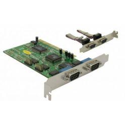 Delock 89046, řadič 4x sériový port RS232, PCI