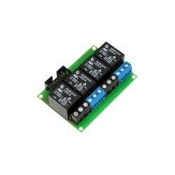 Rozšiřující modul 4 relé pro LAN /GSM controller