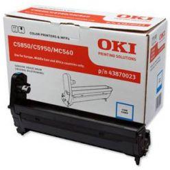 OKI obrazový válec cyan pro C5850/5950/MC560, 20k stran